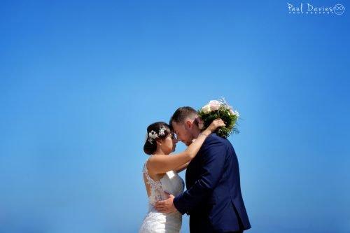Wedding at Oxwich Bay Hotel